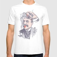 Wild things Mens Fitted Tee White SMALL
