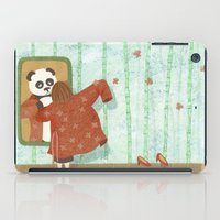 Bamboo (Bambouseraie) iPad Case