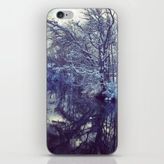 Blue Ice iPhone & iPod Skin