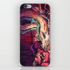 Bleed iPhone & iPod Skin
