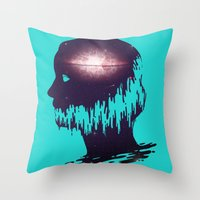 The World Forgetting by the World Forgot Throw Pillow