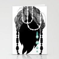 Mèche Stationery Cards