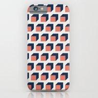 cubes iPhone 6 Slim Case