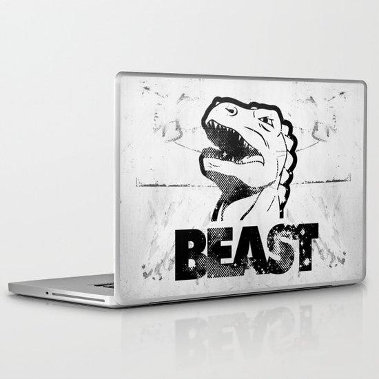 Big In Japan (Black Steel) Laptop & iPad Skin