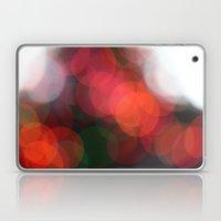 Christmas Lights Bokah  Laptop & iPad Skin