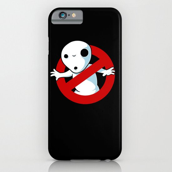 Kodama Busters iPhone & iPod Case
