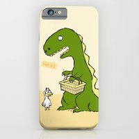 iPhone & iPod Case featuring Hop in! by Monkey Chow