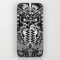 Insane Black & White iPhone & iPod Skin