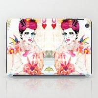 La Queen De Dimanche / The Queen of Sunday iPad Case