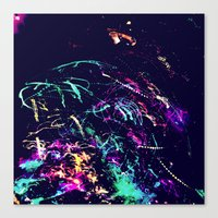 Reactivate  Canvas Print