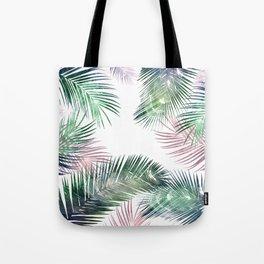 Tote Bag - tropical leaves 2 - franciscomffonseca
