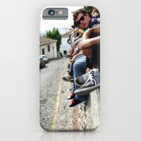 Hipster at Heart iPhone 6 Slim Case