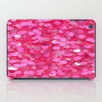 Pink Glitter iPad Case
