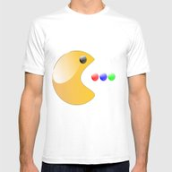 T-shirt featuring Pacman by ArtSchool