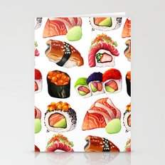 SUSHI Stationery Cards