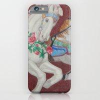 Carousel Race iPhone 6 Slim Case