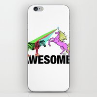 Awesome  iPhone & iPod Skin