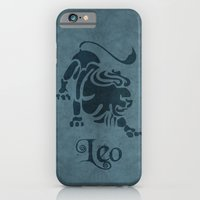 iPhone & iPod Case featuring Leo by Cloz000