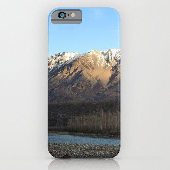 Blue Creek, Alaska iPhone & iPod Case