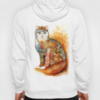 Armenia Cat - Watercolor Hoody