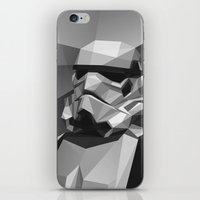 Stormtrooper iPhone & iPod Skin