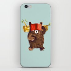 No Care Bear - My Sleepy Pet iPhone & iPod Skin
