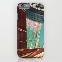iPhone & iPod Case featuring Tyre Sum UFO's by Humdrum Jetset