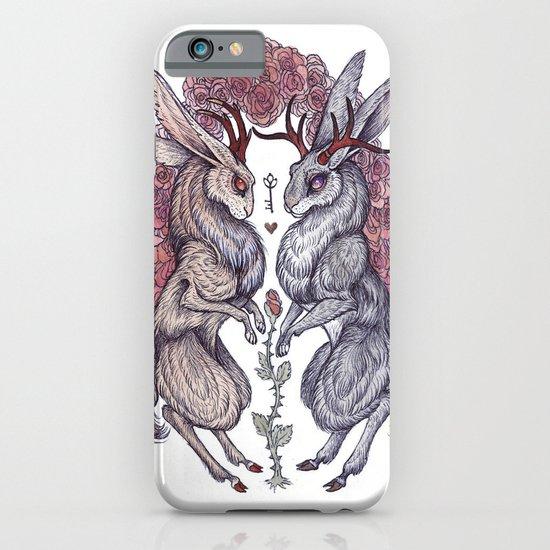 Rare Hearts iPhone & iPod Case