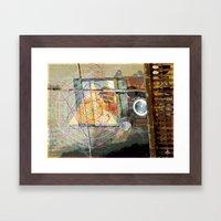 7Up Framed Art Print