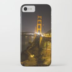 magical night iPhone 7 Slim Case