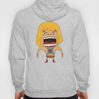 Screaming He-Man Hoody