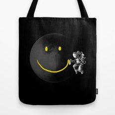 Make a Smile Tote Bag