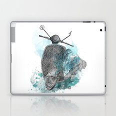 VESPA from the retro project Laptop & iPad Skin