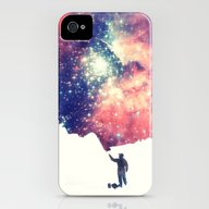 Painting The Universe iPhone (4, 4s) Slim Case