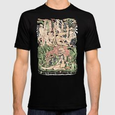 Melt with You SMALL Mens Fitted Tee Black
