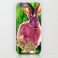 iPhone & iPod Case featuring Rabbit Town by Li9z