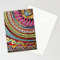 Pattern Fun Stationery Cards