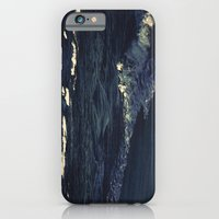 iPhone & iPod Case featuring Night's Ocean by Monster Brand
