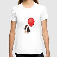 balloon T-shirts featuring Balloon by Meredith Mackworth-Praed