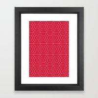 Giving Hearts Giving Hop… Framed Art Print