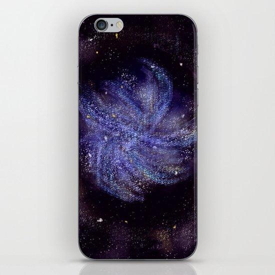 Pinwheel Galaxy iPhone & iPod Skin