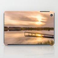 Cold Sunset iPad Case