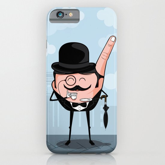 Sir Pinky iPhone & iPod Case