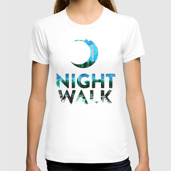 Night Walk T-shirt