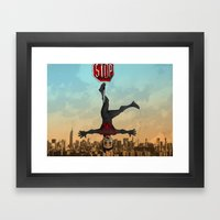 Miles Morales, Ultimate … Framed Art Print