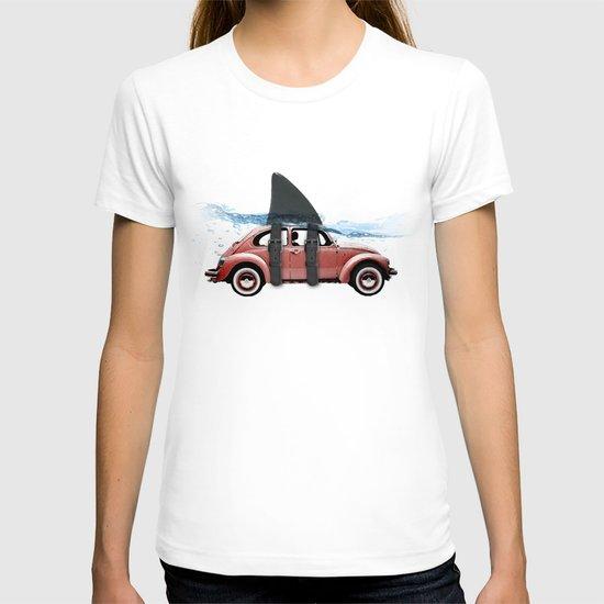 VW soup T-shirt