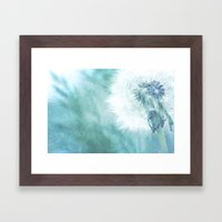 Dandy Framed Art Print