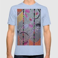 Jewels I Mens Fitted Tee Athletic Blue SMALL