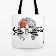 O-Face Tote Bag