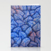 Leaves / Nr. 4 Stationery Cards